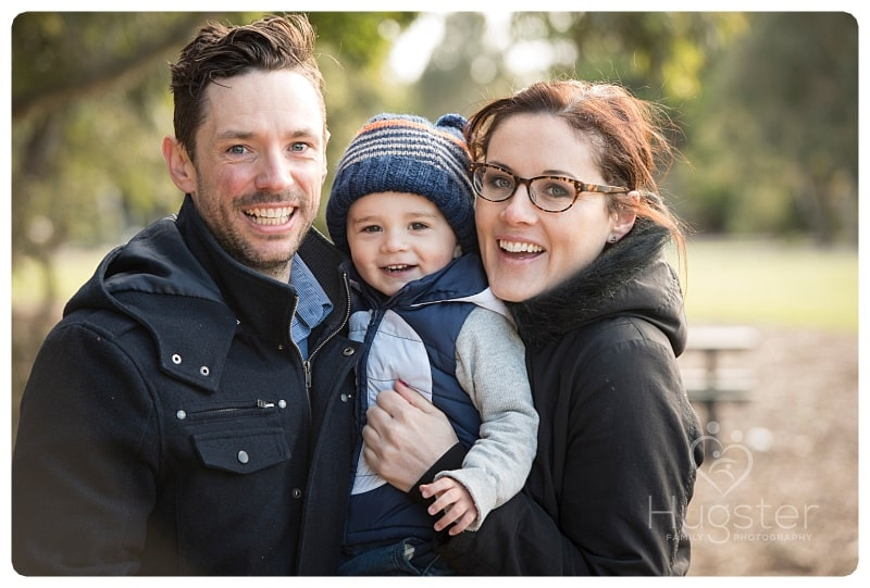 Outdoor Photography with Mum, Dad and Son