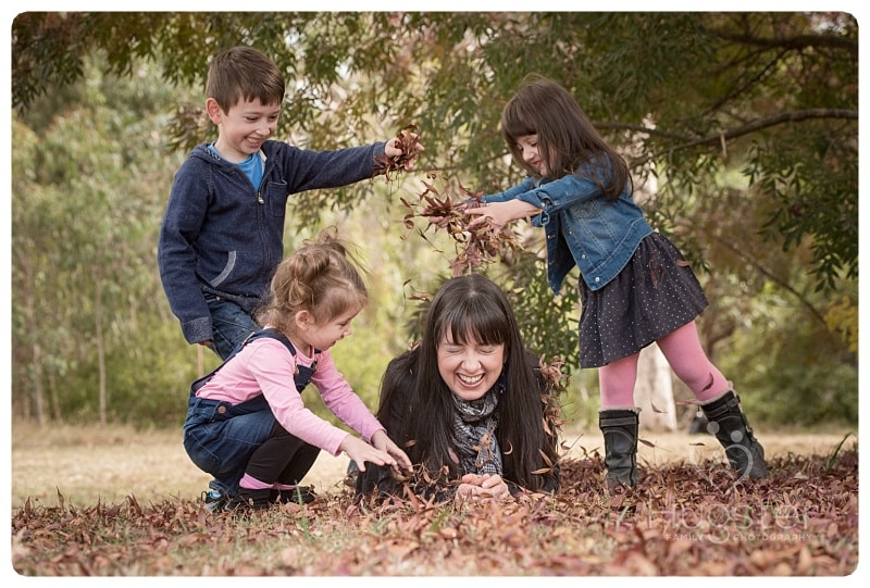 Outdoor Photography with the Kids
