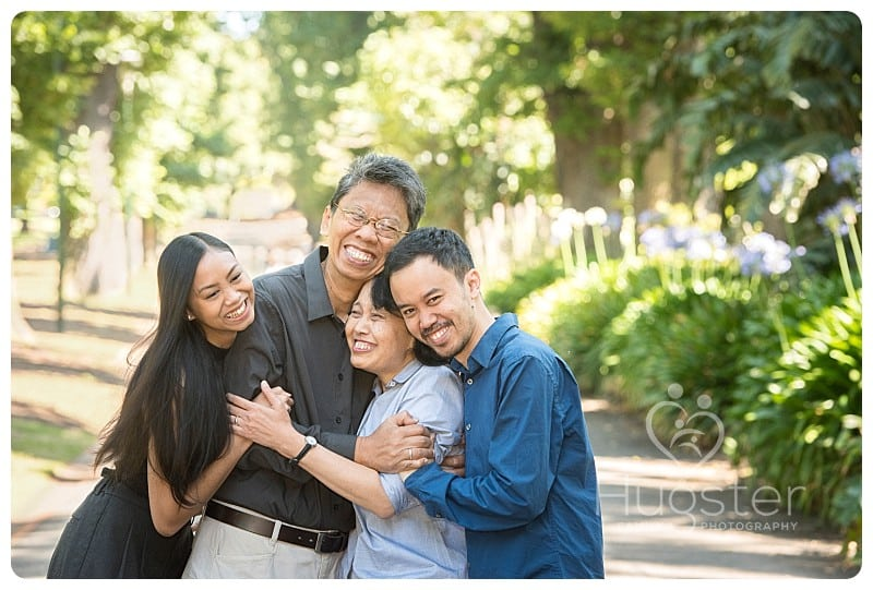 Natural Fun Family Portraits Park Beloved Big Kids Grown-ups Adults Photographer Photography Melbourne