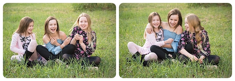 sisters photography